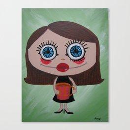 mum Canvas Print