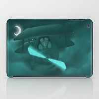 pilot iPad Cases featuring Pilot by Ramona Treffers