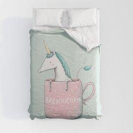 Brewnicorn Comforters