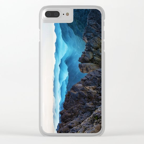 Mountains Breathe Too Clear iPhone Case