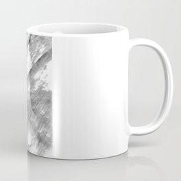 Treeage I - BW Coffee Mug