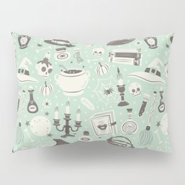 Witchy Vibes Pillow Sham
