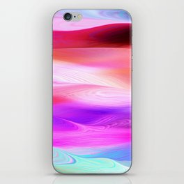 Dunes Collection - Pink iPhone Skin