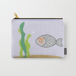 fish eye Carry-All Pouch