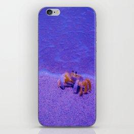 Crabby Chic iPhone Skin