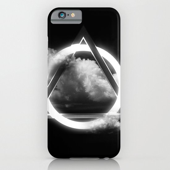 sacred geometry trinity 06 iphone amp ipod case by