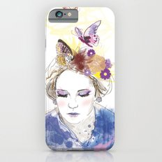 Lady Butterfly Slim Case iPhone 6s