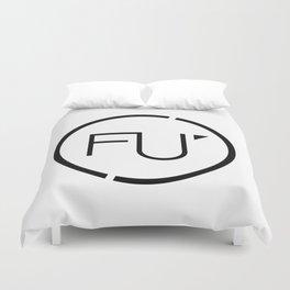 FU Duvet Cover