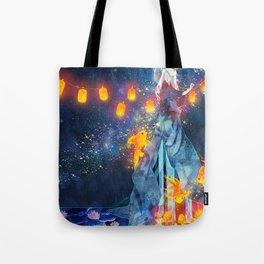 Moon Festival Tote Bag