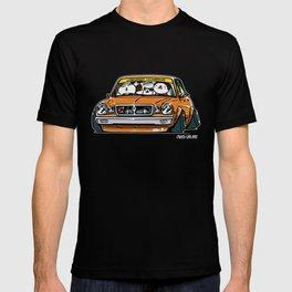 Crazy Car Art 0146 T-shirt