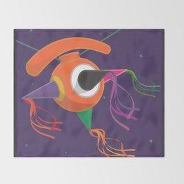 piñ.eye.ta Throw Blanket