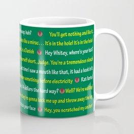 Caddyshack Quotes Coffee Mug