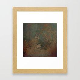 Pavane Pour Une Infante Défunte Framed Art Print