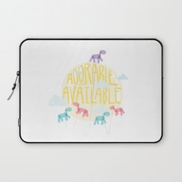 Adorable and Available Laptop Sleeve