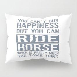RIDE HORSE Pillow Sham