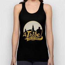 A Tribe Called Quest City Skyline Atcq Hip-Hop Rap Native Tongues Hip Hop T-Shirts Unisex Tank Top