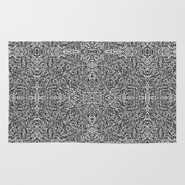 Frost Design Studio - Tribal Pattern Rug