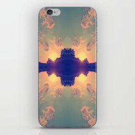 Multiple Sunsets  iPhone Skin