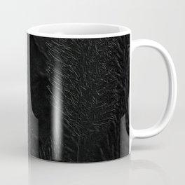 Embossed Leaves Coffee Mug