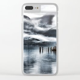 Howe Sound Clear iPhone Case