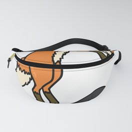 Fox Gift Reineke idea cool Funny Fanny Pack