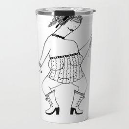 Karaoke Travel Mug