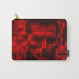 AutorreTracks - Inspired by Bez Konca Carry-All Pouch