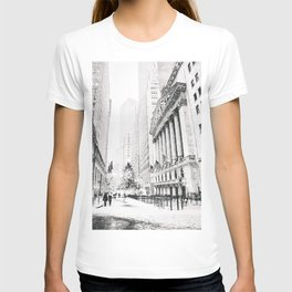 New York City Christmas T-shirt