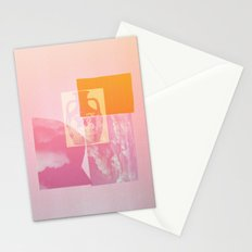 Portland Vase in Pink Stationery Cards