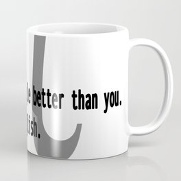 Engineer Skills Coffee Mug