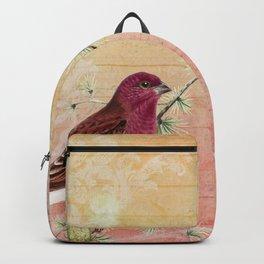 Sweet Song Bird Backpack