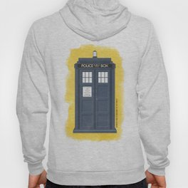 9th Doctor - DOCTOR WHO Hoody