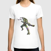 ninja turtles T-shirts featuring Ninja Turtles: Donatello  by Michele Giorgi