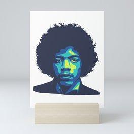Jimi Mini Art Print