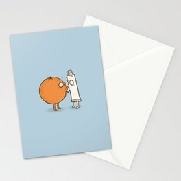 First and Last Kiss Stationery Cards