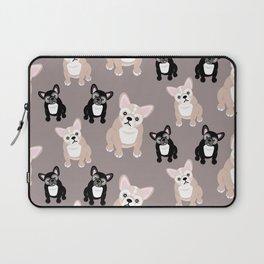 French Bulldog Puppies Laptop Sleeve