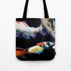 Nishikigoi(Japanese Colored Carp) 01 Tote Bag