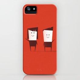 Mara & Ike iPhone Case