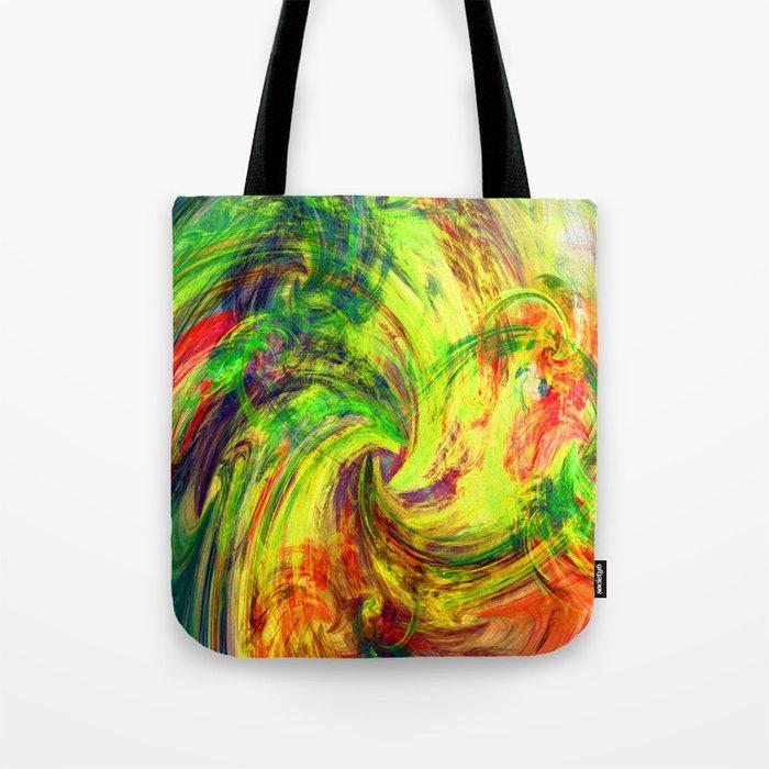 i love colours Tote Bag
