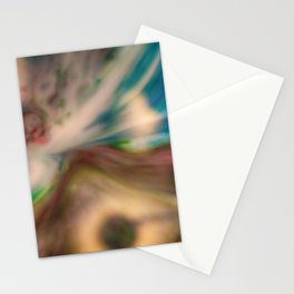 Liquid Abstract Stationery Cards