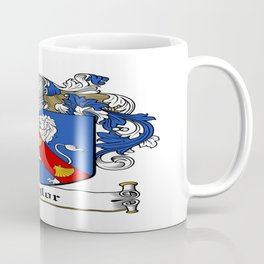 Family Crest - Taylor - Coat of Arms Coffee Mug