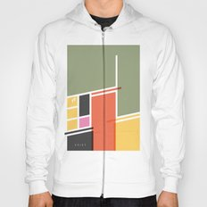 SECRET CYCLING FLAG - VOIGT Hoody