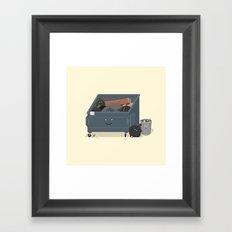 BandNames : Garbage Framed Art Print