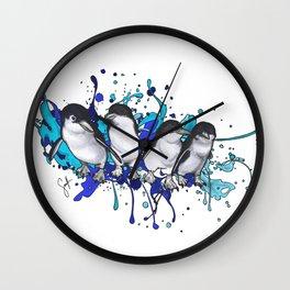 LBP Squad Wall Clock