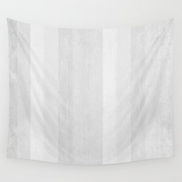 Gray Stripe Pattern Wall Tapestry