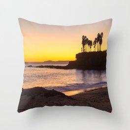 Laguna Beach Collection - Shaws Cove Throw Pillow
