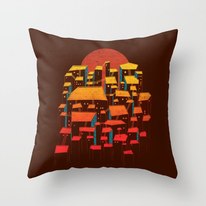 Urbano Throw Pillow