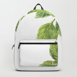 The Basil Plant Backpack