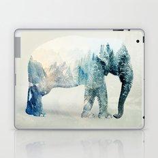Vanishing Elephant  Laptop & iPad Skin