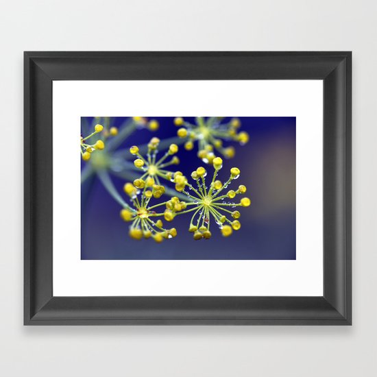 Dill 6186 Framed Art Print